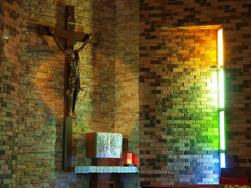 예수 마리아 성심 수도원 일광 사진