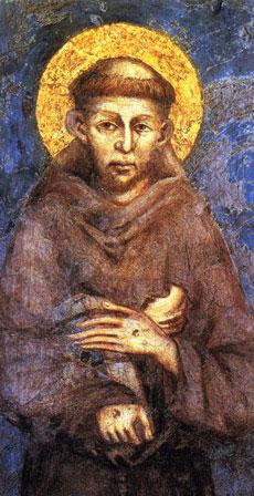 아시시의 성 프란치스코